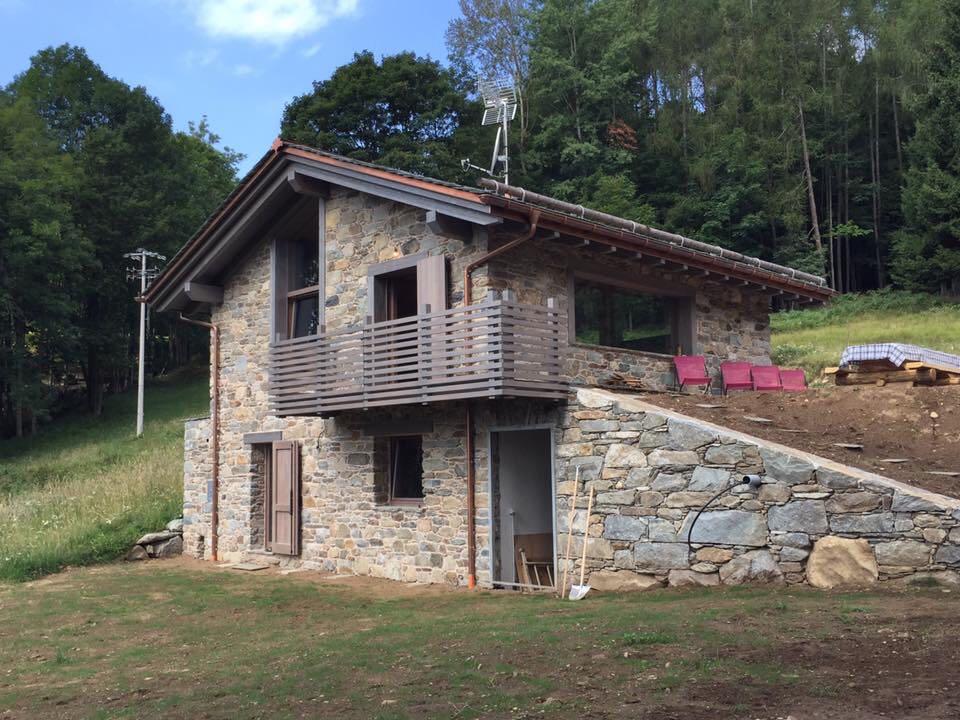 Foto baite di montagna for Arredamento baita montagna