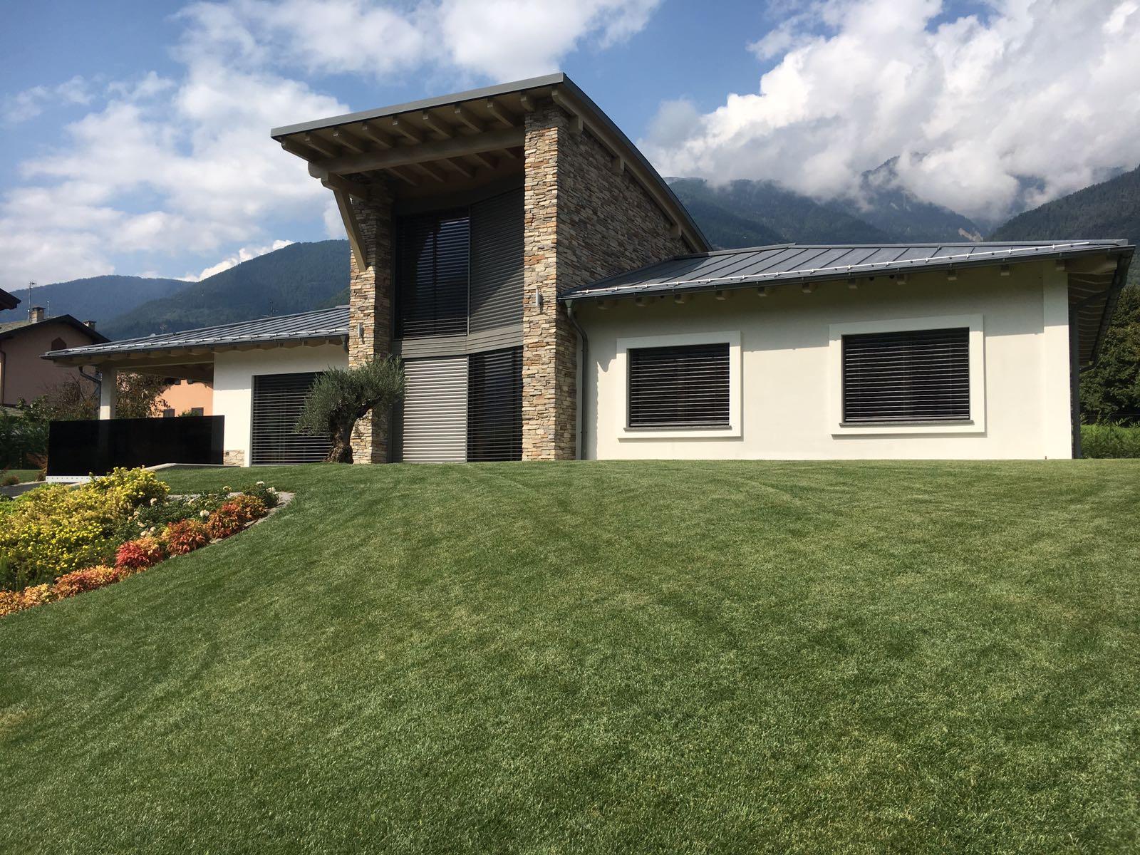 Progetto casa passiva a risparmio energetico - Risparmio energetico casa ...